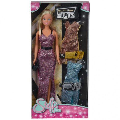 Simba Toys Steffi Love - Steffi baba csillogó estélyi ruhákban (105733207)