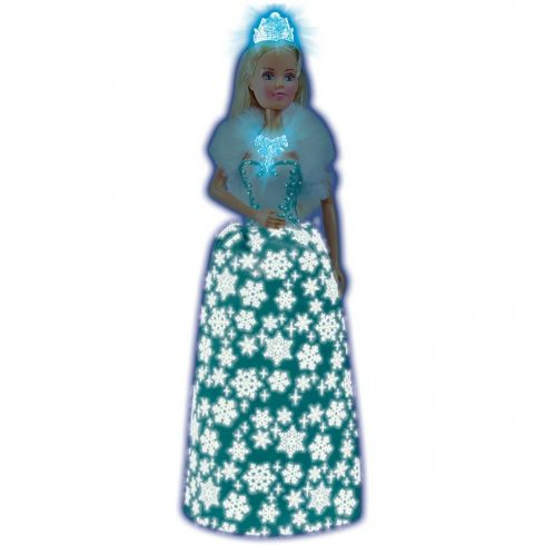 Simba Toys Steffi Love - Varázslatos jéghercegnő baba (105733287)