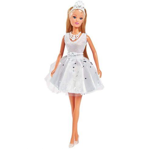 Simba Toys Steffi Love - Steffi baba Swarovski kristállyal díszített ruhában (105733465)
