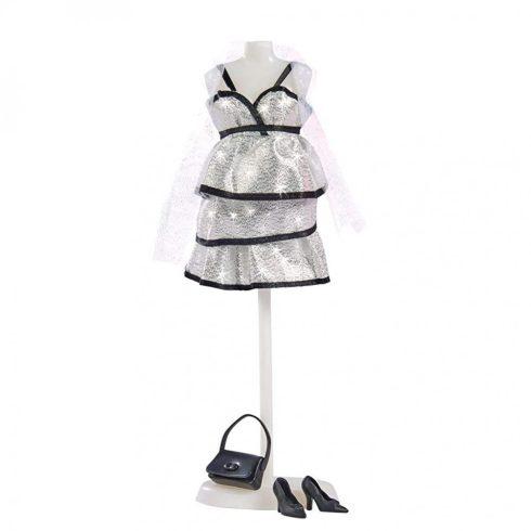 Simba Toys Steffi Love - Ezüst-fekete party ruha (105724990)