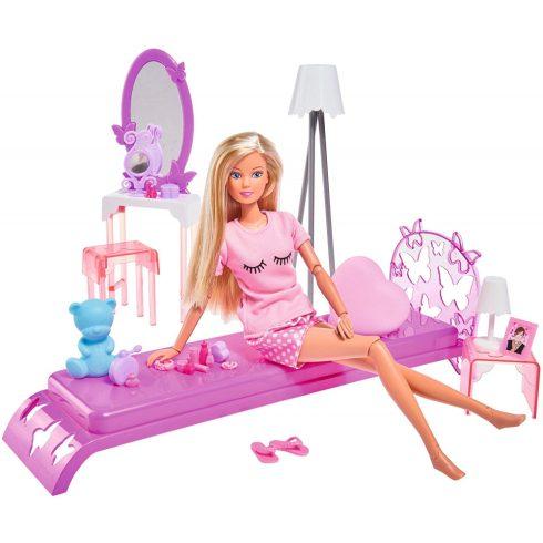 Simba Toys Steffi Love - Steffi hálószobája (104663232)
