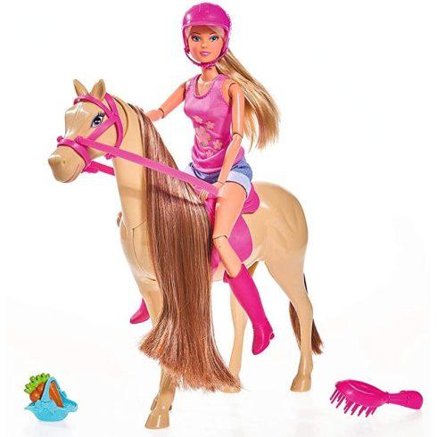 Simba Toys Steffi Love - Lovaglás (105733052)