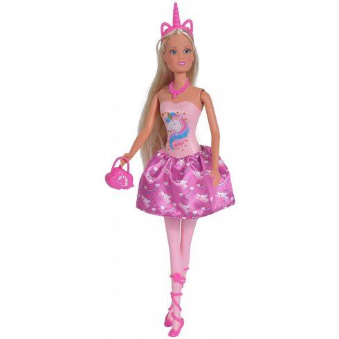 Simba Toys Steffi Love - Steffi baba unikornis ruhában (105733320)