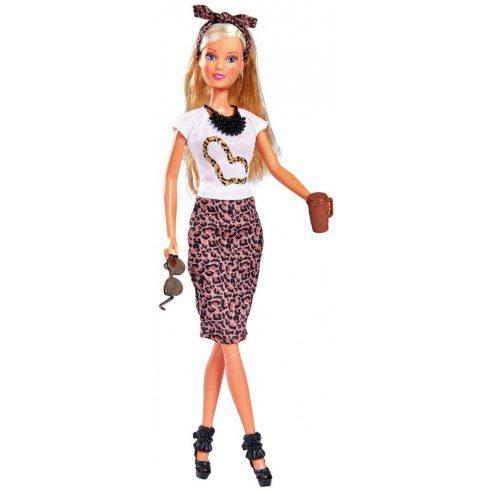 Simba Toys Steffi Love - Steffi leopárdos ruhában (105733420)