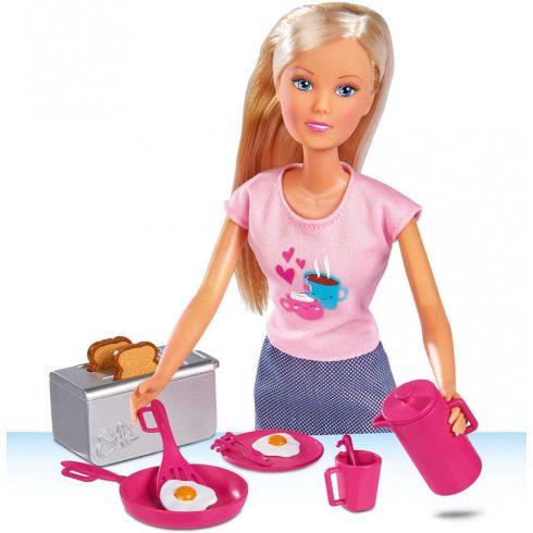 Simba Toys Steffi Love - Steffi reggelizik (105733461)