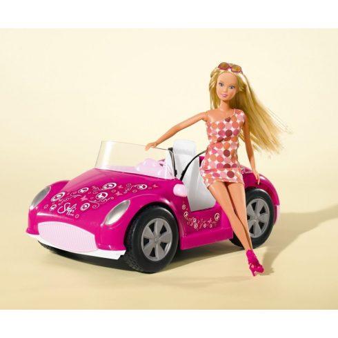 Simba Toys Steffi Love - Steffi és tengerparti autója (105738332)
