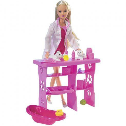 Steffi Love - Állatorvos barbie baba (105737393)