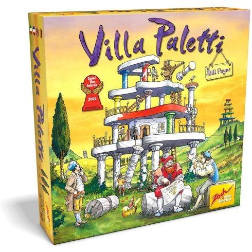 Zoch - Villa Paletti ügyességi társasjáték (601122900)