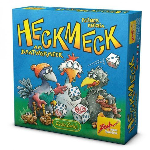 Zoch - Heckmeck Grill - Kac kac kukac társasjáték (601125200006)