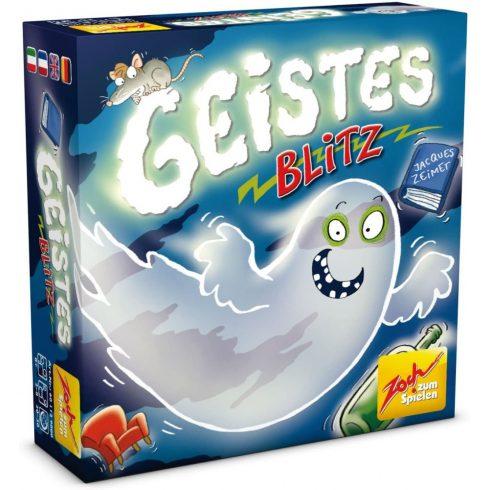 Zoch - Geistes Blitz- Elmezavar villám társasjáték (601129800006)